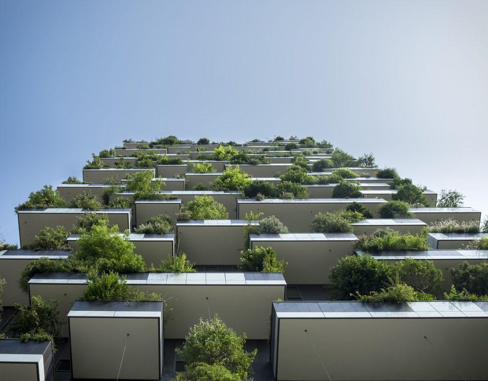 Prédios Sustentáveis