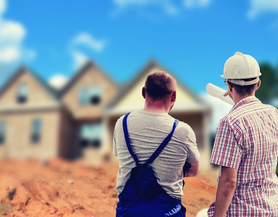 construir com uma construtora
